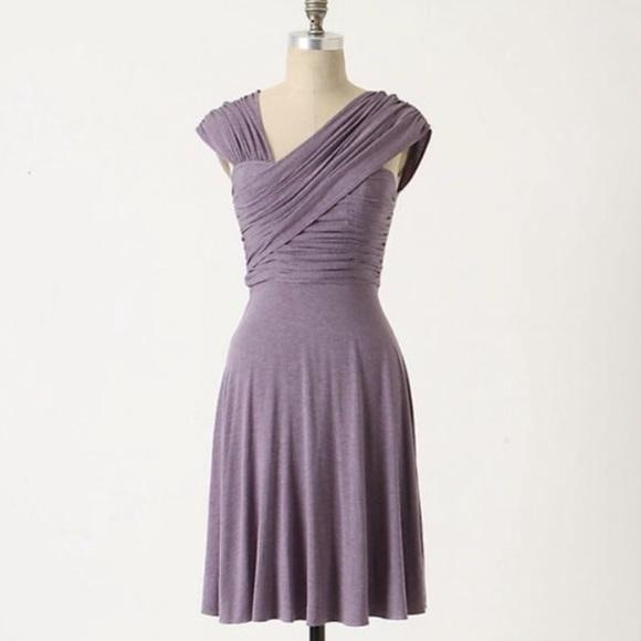 018970a6b969 Anthropologie Dresses & Skirts - Anthro Plenty by Tracy Reese Dreamy Drape  Dress